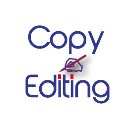 Copy editing services